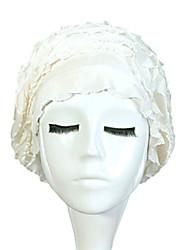 De sanqi vrouwen fashional leuke stijl anti-slip oor&bescherming van het haar badmuts