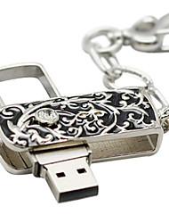 amotaios amo-uy077 (32 g) 32 GB USB 2.0 Flash Stick Halskette / Kristall