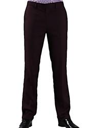 Pants Polyester/Fleece Purple