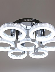 Chandeliers LED/Bulb Included Modern/Contemporary/Traditional/Classic Living Room/Bedroom/Dining Room/Hallway Metal