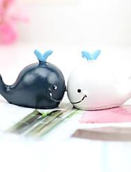 Свадьба Декор украшение хорошенький кит украшение дома (набор из 2)