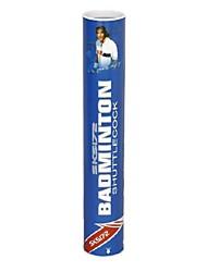 Super k ® petecas de badminton (dúzia)