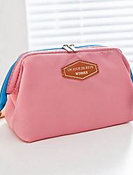 Multifunctional Canvas Cosmetic Bag