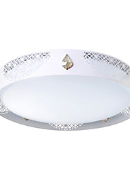 Flush Mount,8 Light Modern Metal
