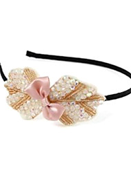 Women's Black Noble  Butterfly Pattern Elastic Hair Band(Assorted colors) \