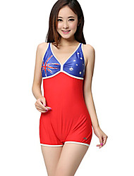 YINGFA Women's Spandex & Nylon Fashion Sexy One-piece Swimwear