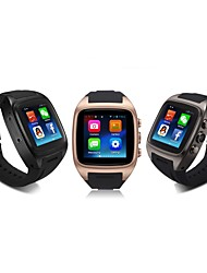 Talos Twatch3+ Wearable Android Watch Phone 3.0M/WIFI/3G/GPS/Waterproof Android 4.2.2 version