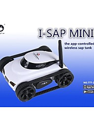 Happy Cow NO.777-270 I-SPY MINI the app-controlled wireless spy tank