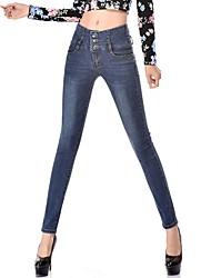Sagetech®Women's High Waist Bodycon Long Jeans(More Colors)