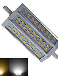 R7S LED лампы типа Корн T 54 SMD 5730 1100-1150 lm Тёплый белый / Холодный белый AC 85-265 V
