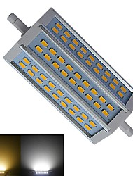 R7S LED Mais-Birnen T 54 SMD 5730 1100-1150 lm Warmes Weiß / Kühles Weiß AC 85-265 V
