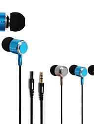 Met Draad - Appel In-Oor - Oordopjes (in-oor) ( MP3/Volume Controle/Geluid-Annuleren )