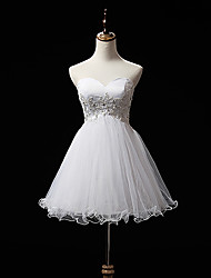 Ball Gown Sweetheart Wedding Dress