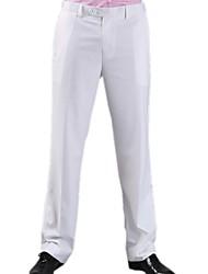 Pants Polyester/Fleece White