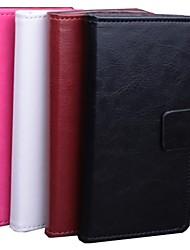 la conception de la qualité de la mode en cuir artificiel pour p6000 de Elephone