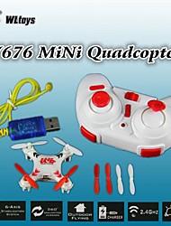 wl v676 mini Quadcopter multifuncional