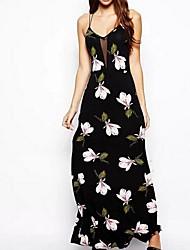 O M GWomen's Grenadine Backless Dress