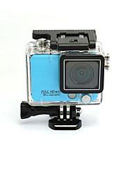 Full HD Camera azione 1080p, 170 grandangolo fotocamera impermeabile di sport