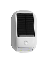 Solar Panel LED Wall Light