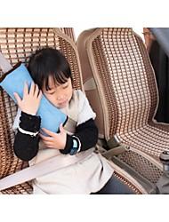 carmen®1pcs de travesseiro belt carro segurança do assento de seguras travesseiros de ombro Protect para miúdos das crianças