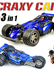 NEW!!3 in 1 RC Drift Racing Car 2.4G 4CH,RC Speed Truck 1:10 Scale Model Yizhan 58024-2