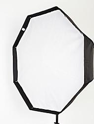 Flash Cloth Professional 120cm/47in Octagon Umbrella Softbox Brolly Reflector For Speedlite