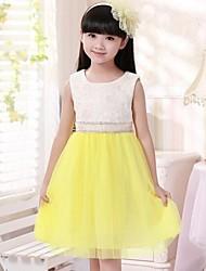 Girl's Summer Sleeveless Dresses(More Color)