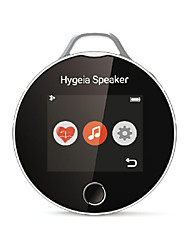 Bluetooth Speaker & Healthy Smart Heart Rate Tester for All Android Phone and Android Tablet PC