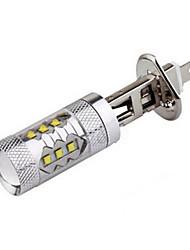 50W H1 Lampe de Décoration 14 LED Haute Puissance 1200 lm Blanc Froid DC 12 / DC 24 V 1 pièce