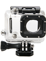 Accessories For GoPro,Case/Bags Waterproof Housing Waterproof, For-Action Camera,Gopro Hero 3 Gopro Hero 3+ Gopro Hero 4Snowmobiling