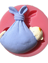 Baby Wrap With Swaddle Fondant Cake Molds Chocolate Mould For The Kitchen Baking For Sugar Candy