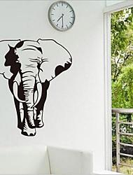 мода слон в форме спальня / гостиная стикер стены