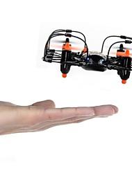 U830 commande radio 2.4G rc 4 canaux mini-drone quadcopter avec capteur de gravité