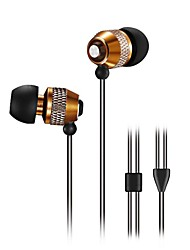 WALLYTECH WEA-081 headphones Wired Earbuds (In Ear) for Media Player/Tablet