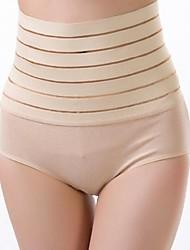 alta cintura delgada de panty ropa interior atractiva de la talladora de las mujeres