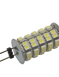 1pcs G4 7W 68 SMD 2835 1632 LM 2800-3500K Warm White Corn Bulbs/Wall Lights DC 12V