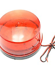 Safety Red Flashing Warning Light for Motorcycle/Vehicle