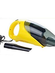 Powerful Suction 60W Low Noise Wet and Dry DualUse Car Vacuum Cleaner