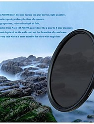 TIANYA 77mm Ultra Slim Super DMC Fader ND Filter Adjustable ND2 to ND400 for Canon 24-105 24-70 I 17-40 Nikon 18-300
