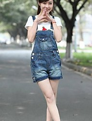 anche grasso mm delle donne allentate tuta Abbigliamento Jeans