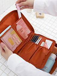 Woman's Waterproof Cosmetic bag Storage Boxes Package