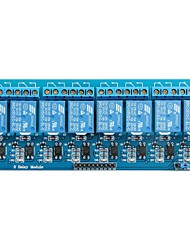 Geeetech DC 5V 8-Channel Relay Module Board for Arduino