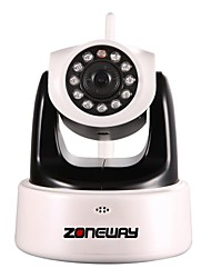 ZONEWAY® NC868MW-P PTZ Indoor IP Camera 1080p Motion Detectioin Wi-Fi Wireless