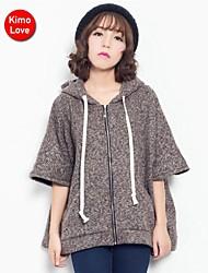 kimolove ™ coreano capa ocasional floja de las mujeres