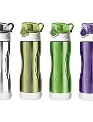 Dustpro 400ml de ventouse inoxydable, quatre couleurs pour les choix