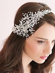 Stirnbänder/Blumen ( Kristall , Kristall
