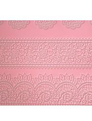 Lace Fondant Mould,Sugar Lace Silicone Pad,Wedding Silicone Mat,Flower Shaping Fondant Mat