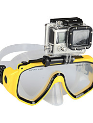 KingMa® BMGP202Gopro Hero 5/4/3/3+/2/1 Sports DV SJCAM Diving & Snorkeling