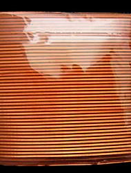 Orange Chocolate Packing Tin Paper(Set of 50)