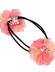 Pearl Flower Hair Accessories